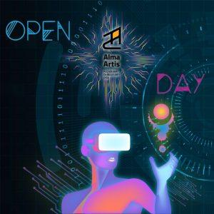 Vieni all'Open Day!