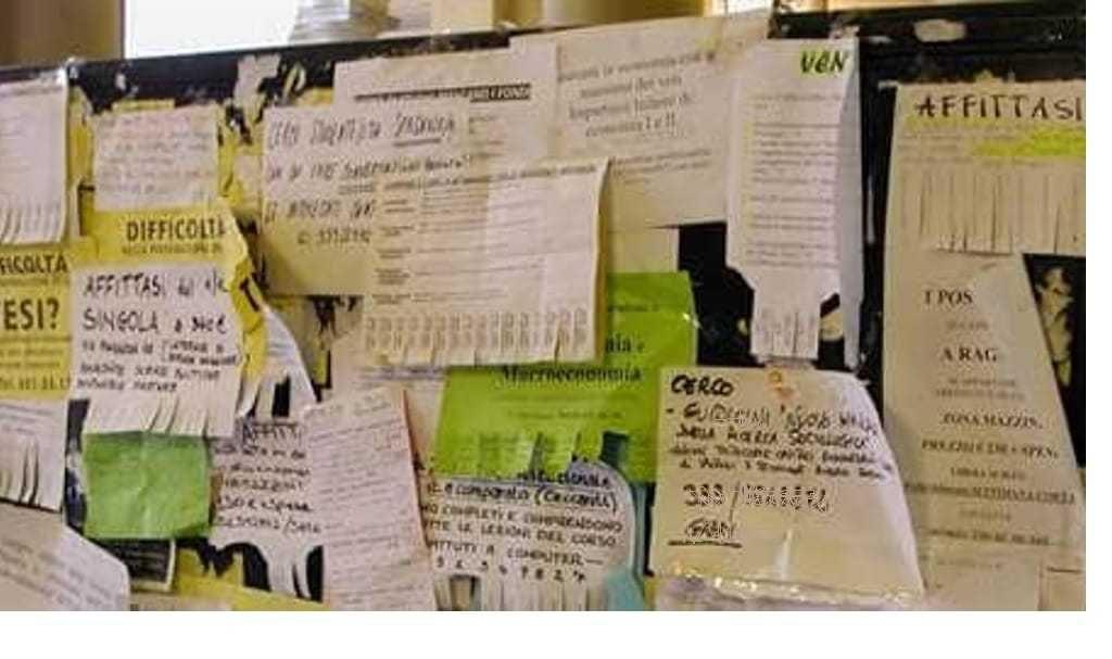 Stanze per gli studenti a Pisa
