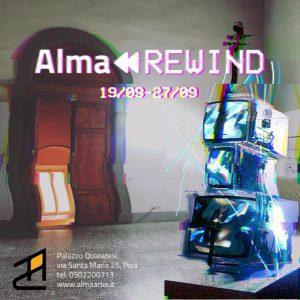 Mostra Alma Rewind ondulata