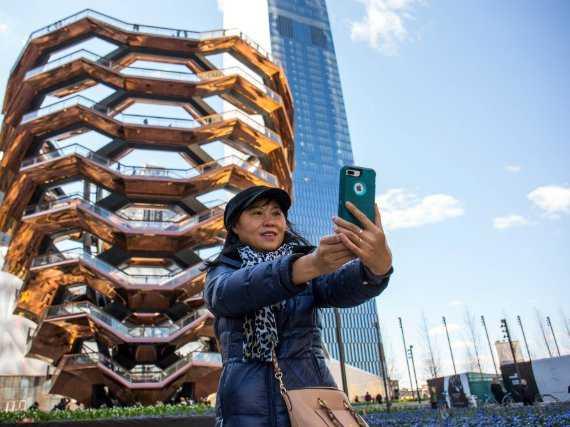 Selfie e Arte Moderna
