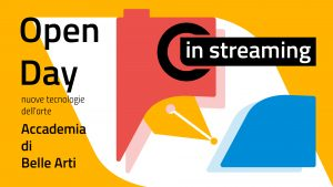 Open day in streaming