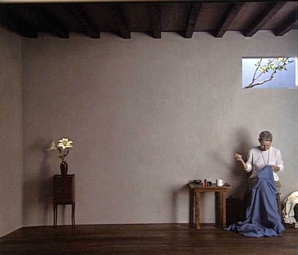 Bill Viola Catherines-room