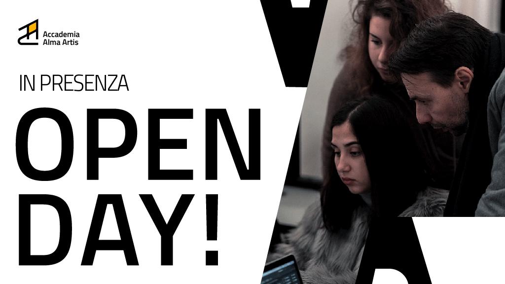 copertina openday 2021 in accademia